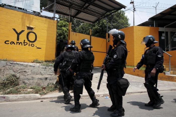 Murders in El Salvador Reduce by Half in First Quarter of 2017