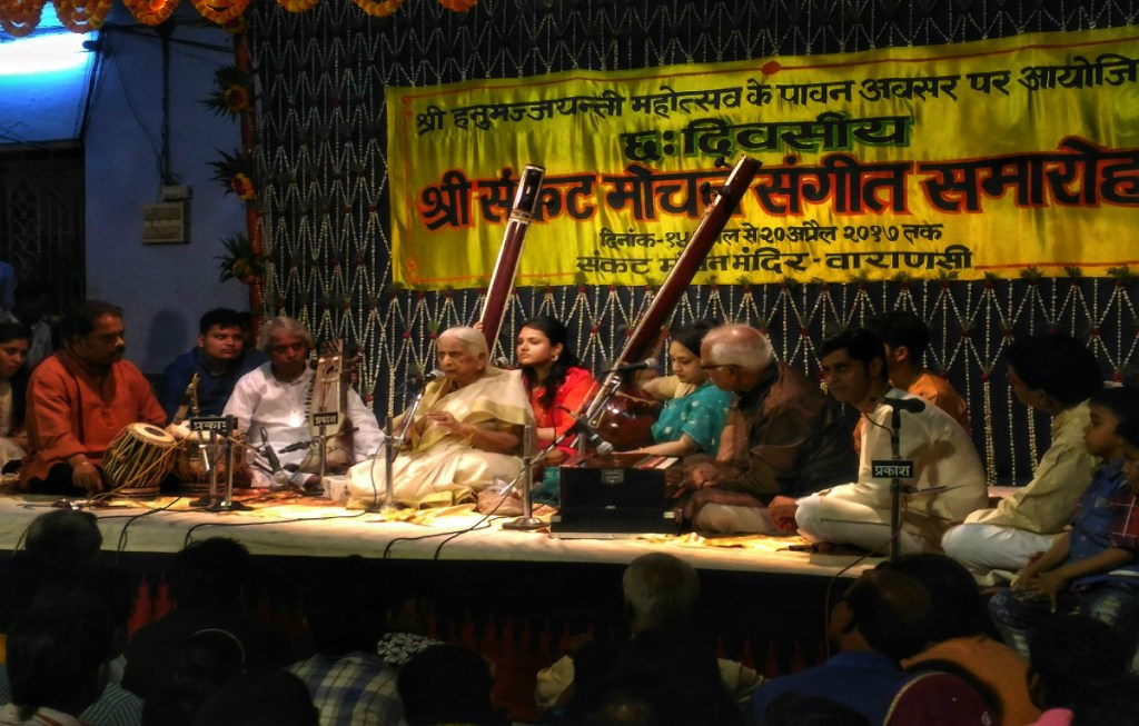 Varanasi's Sankat Mochan Music Festival Continues to Preserve Syncretic Traditions