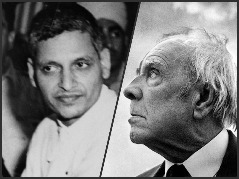 How a Borges Character Anticipates Godse