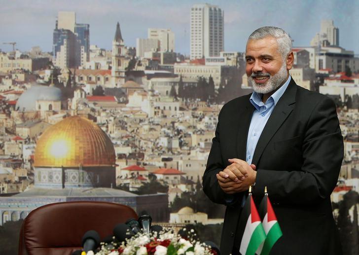 Hamas Elects Former Deputy Haniyeh to Head Political Office