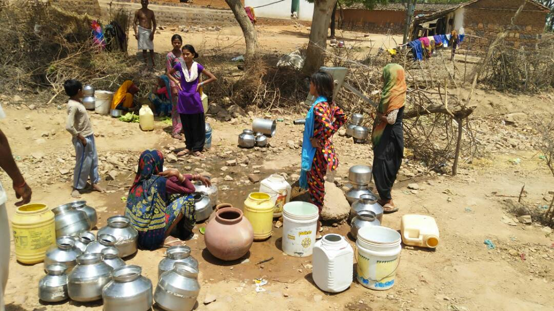Politics Muddies Waters in Parched Bundelkhand