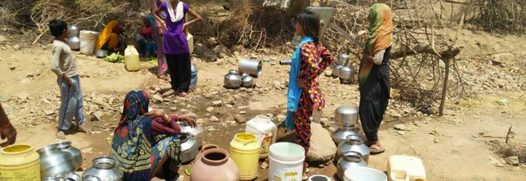 In Bundelkhand, Acute Water Shortage and Heat Wave Cause Distress, Forced Migration