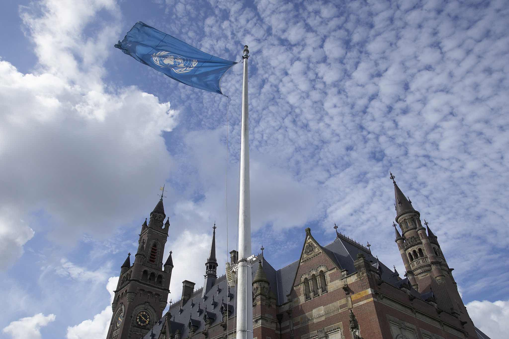 The ICJ in The Hague. Credit: United Nations