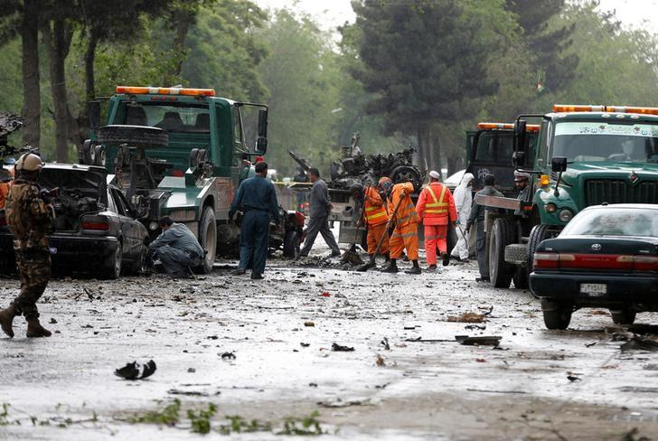 Deadly Kabul Bombing Heralds a New Western Surge in Afghanistan