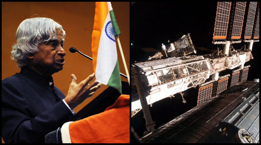 NASA Scientists Name Bacterium Found on ISS After Abdul Kalam