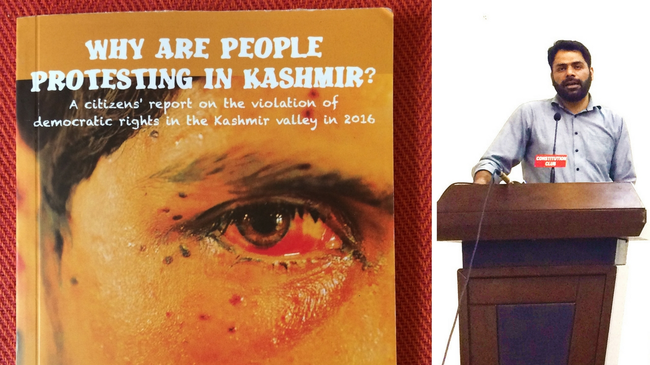 An Attempt to Understand the Protest of Kashmiris