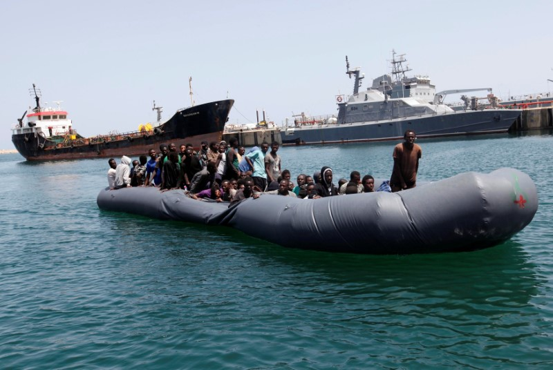 International Criminal Court Prosecutor May Investigate Crimes Against Migrants in Libya