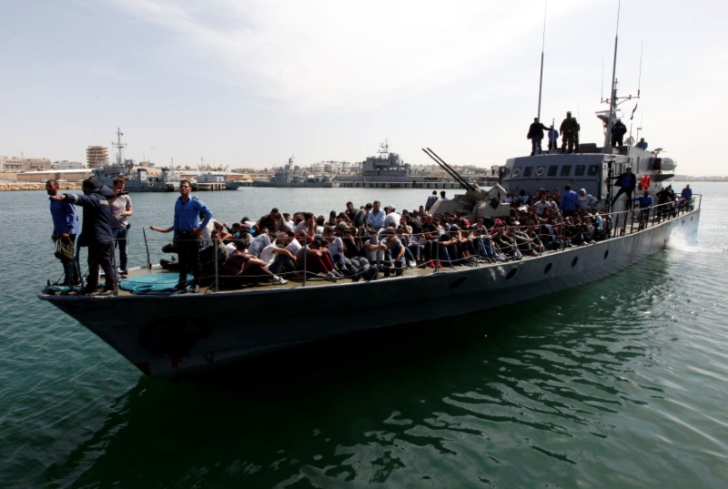 Libyan Coastguard Returns Nearly 500 Migrants After Run-In With NGO Rescue Ship