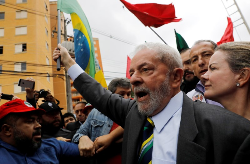 Brazil Ex-President Lula Presents Fiery Defence, Calls Graft Case a 'Farce'