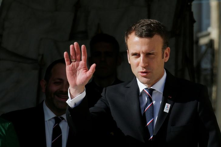 Macron's Party Garners More Support Ahead of French Parliamentary Election