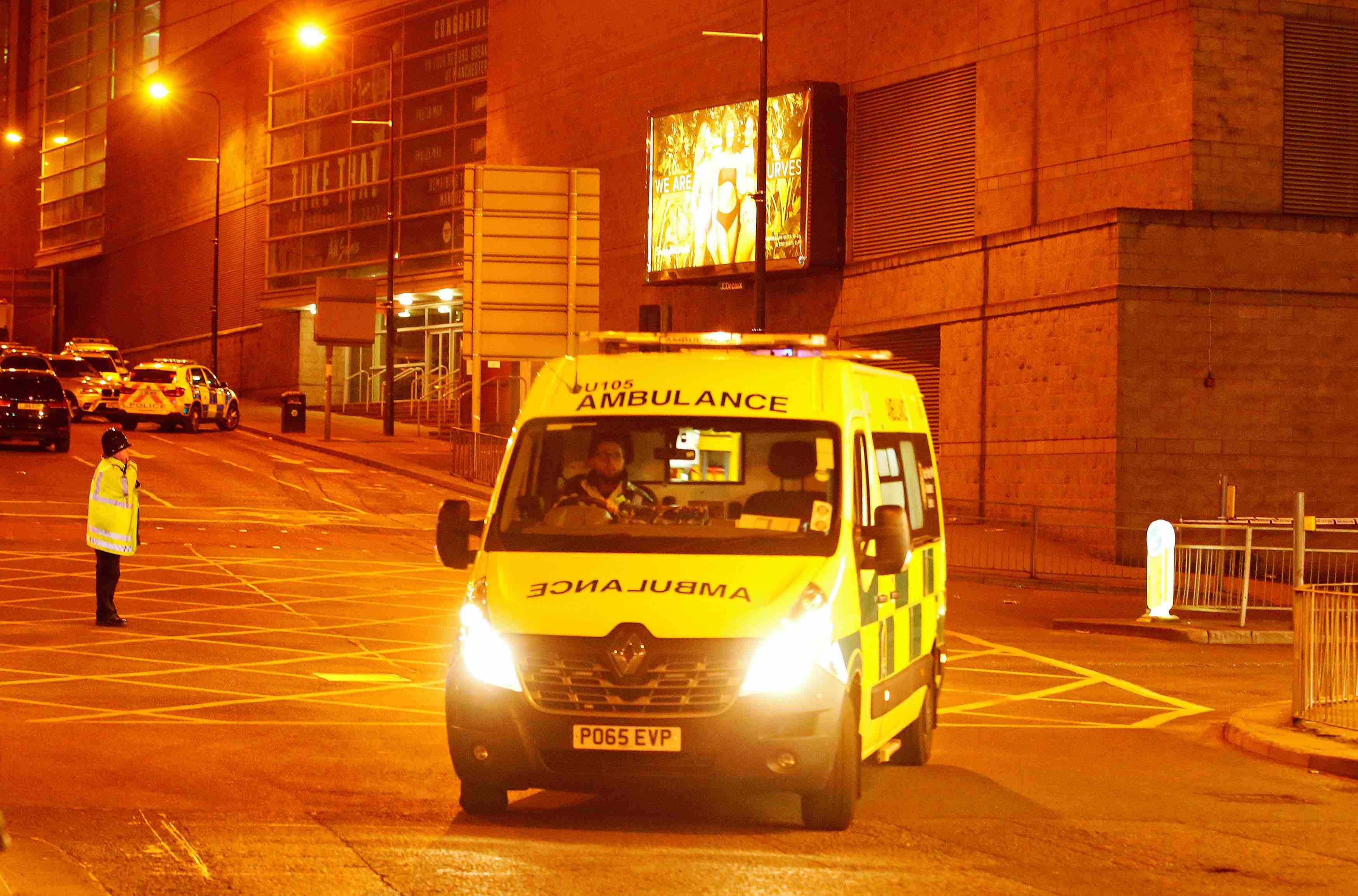 At Least 22, Including Children, Killed in Suicide Attack at Ariana Grande's Manchester Concert