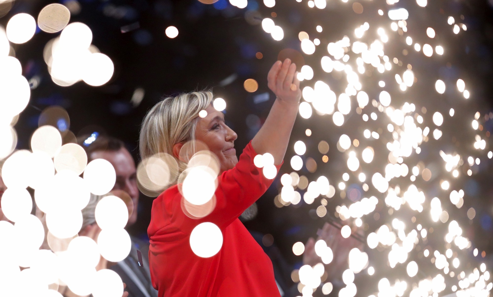 France: Le Pen Says Most Suited to Face 'New World' of Trump, Putin