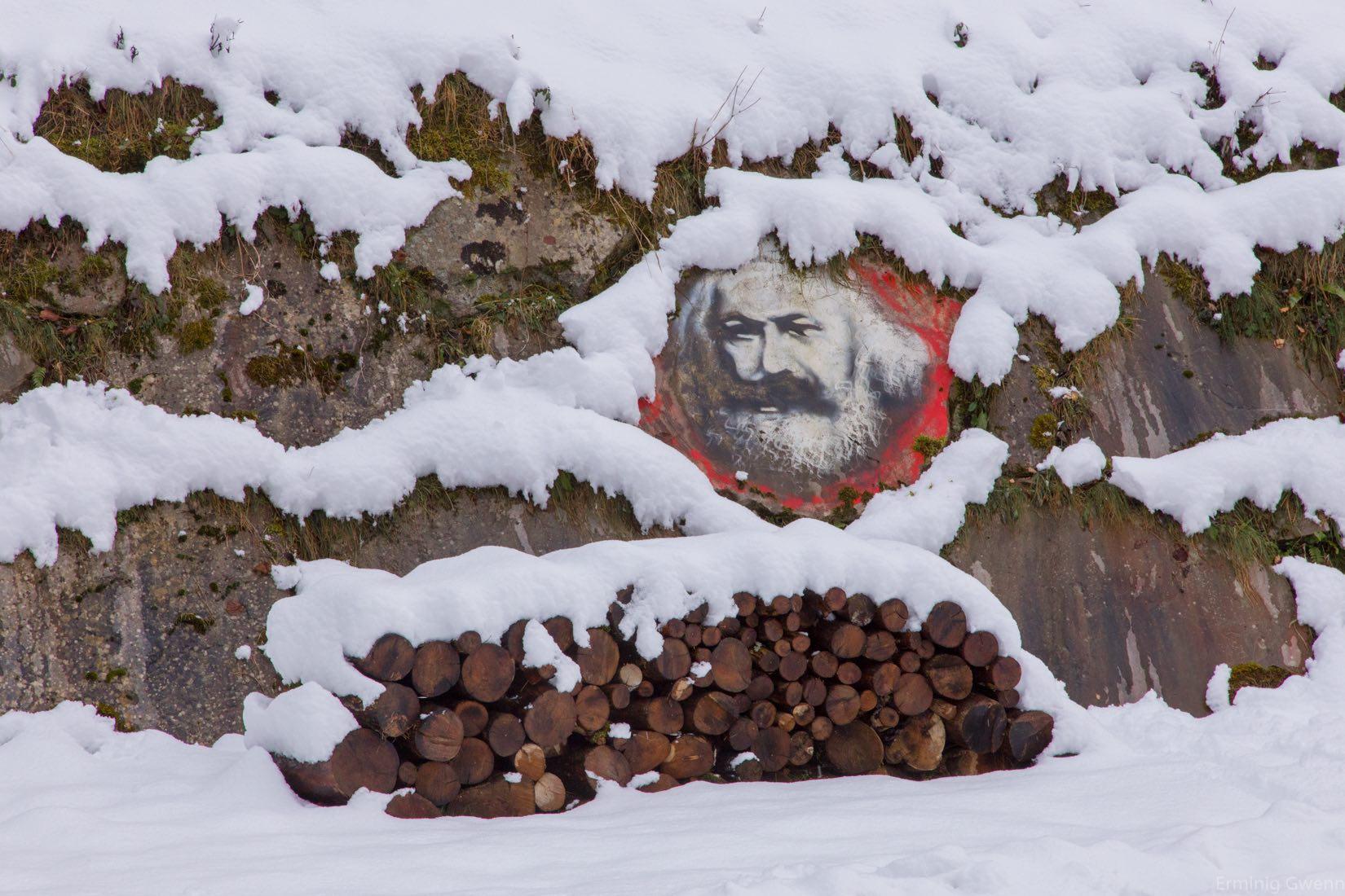 A Non-Marxist's Gratitude for Karl Marx