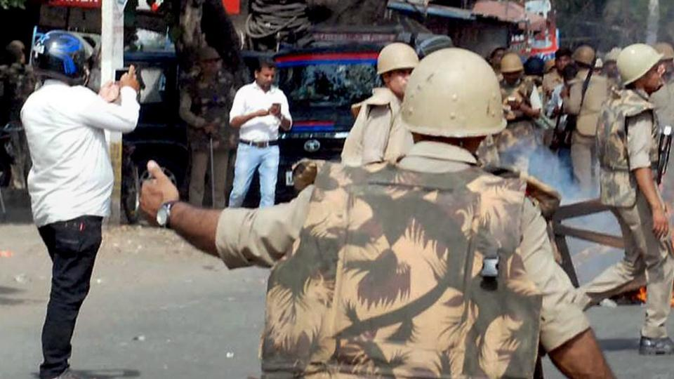 Bhim Army Leader's Brother Shot and Killed in Saharanpur, Tension Prevails