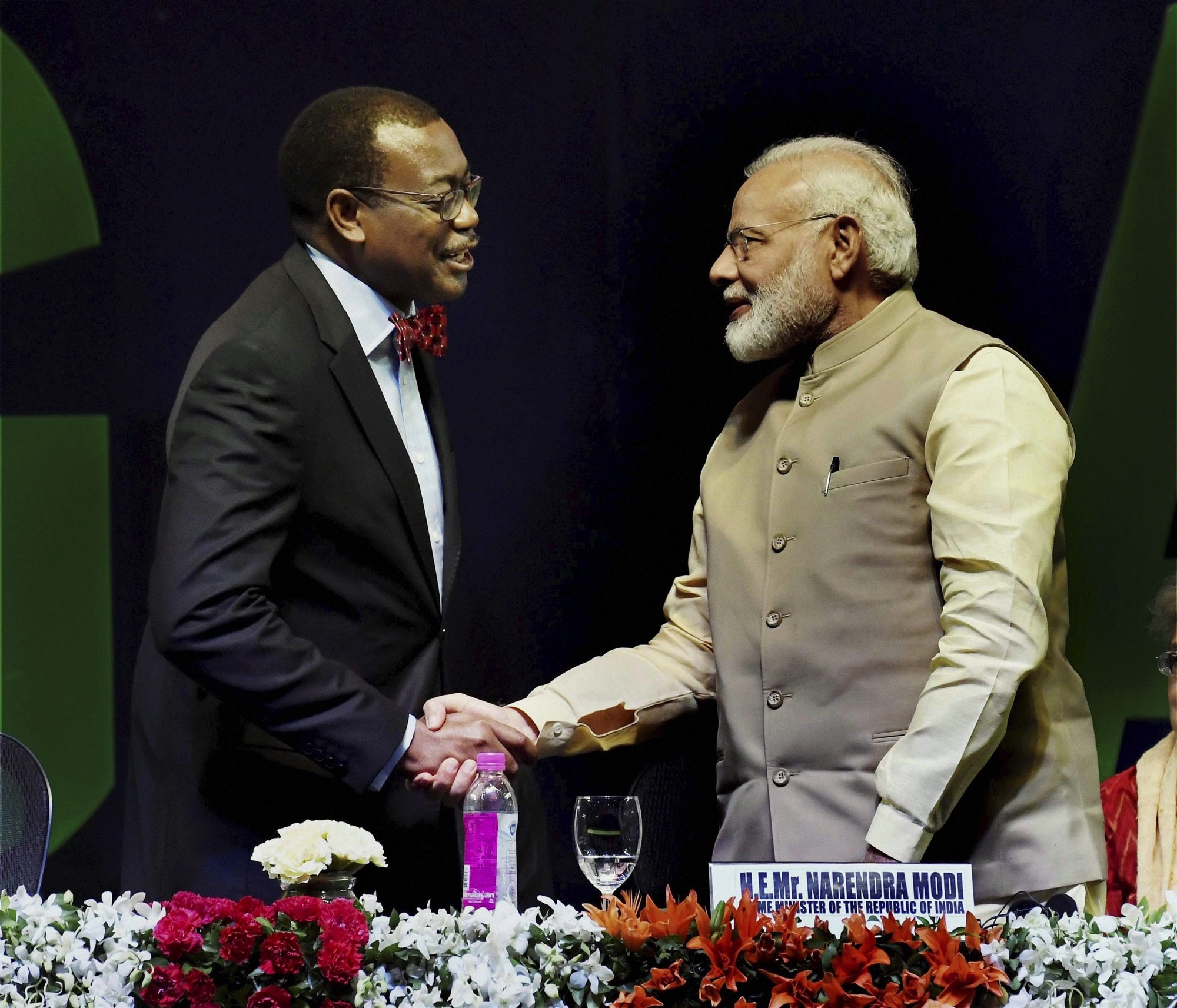 Following in China's Footsteps, Modi Proposes 'Asia-Africa Growth Corridor'