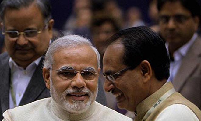 Shivraj Chouhan's Narmada Clean up Deserves Emulation, Says Modi