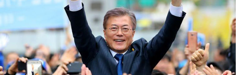 Moon Jae-in's Win in South Korea Shows That People Want 'Peace Through Strength'