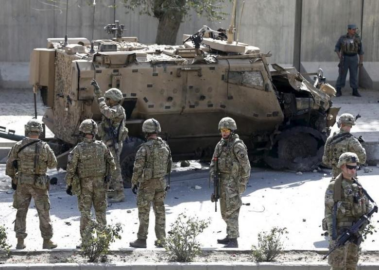 Kabul: At Least Eight Killed in Suicide Bomb Attack on NATO Convoy
