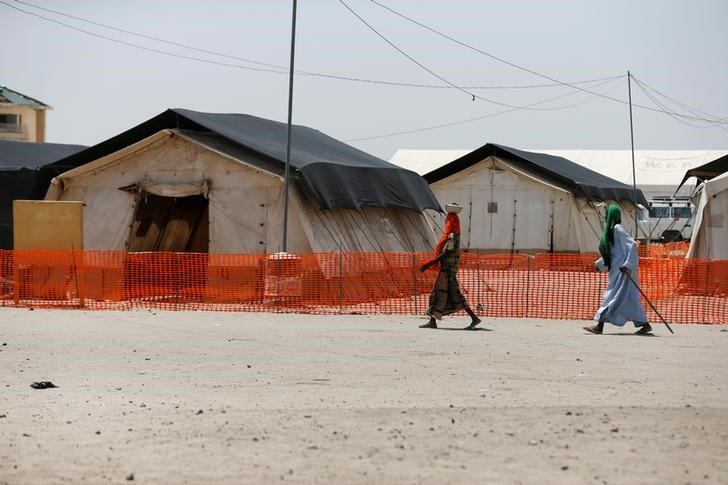 Millions of Nigerians Face Starvation in Wasteland Retrieved From Militants