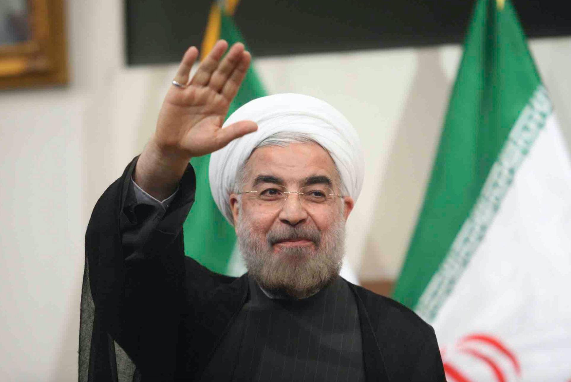 Reformists in Iran Celebrate as Rouhani Cruises to Comfortable Victory With 57% of Votes