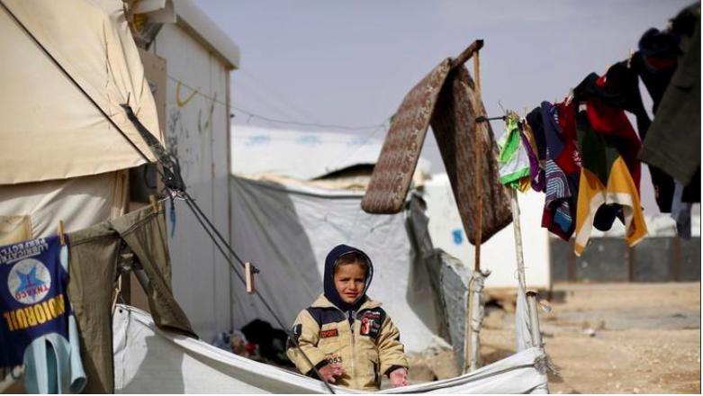 Car Bombs in Syrian Camp Near Jordan Border Kill Six