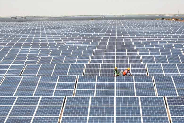 Whose Power Plans Are Greener: China or India?