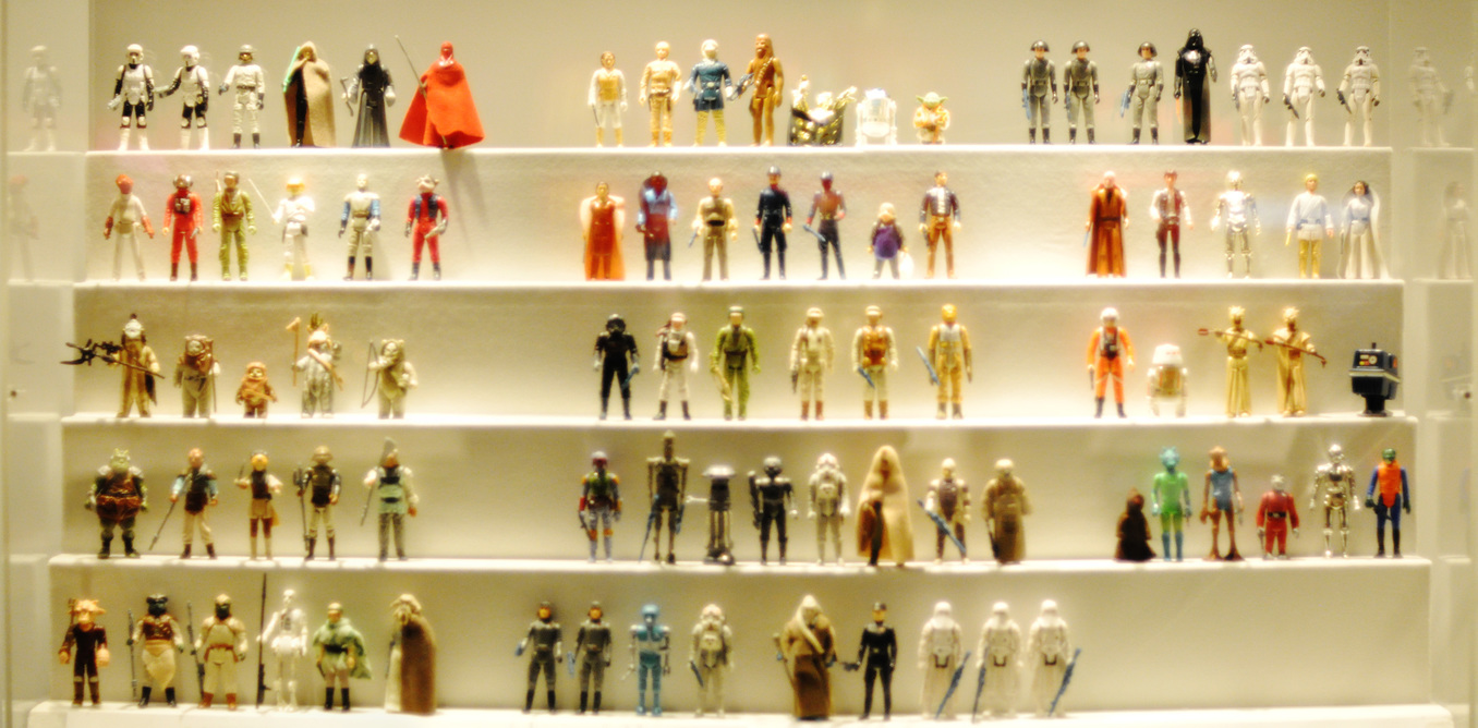 How Star Wars Kick-Started Modern Toy Collecting