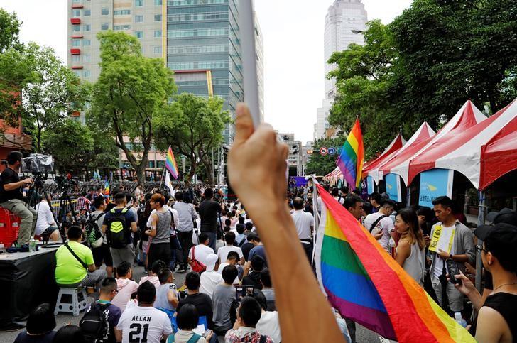 Taiwan Court Declares Same-Sex Marriage Legal