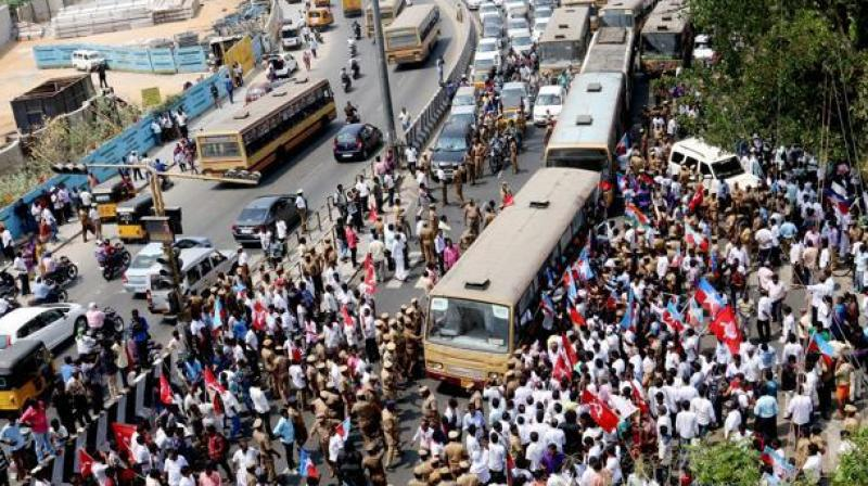 The Life of Labour: A Successful Strike in TN Yields Mediocre Results, Draft Labour Code