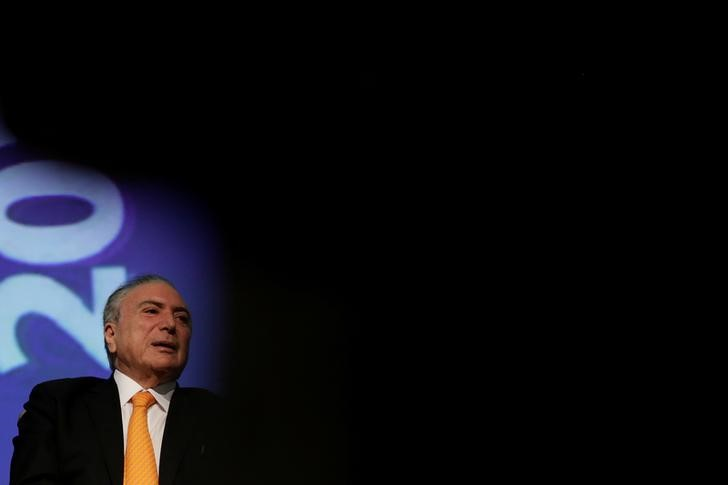 Brazil President Allegedly Caught on Record Discussing Witness Bribing in Graft Investigation