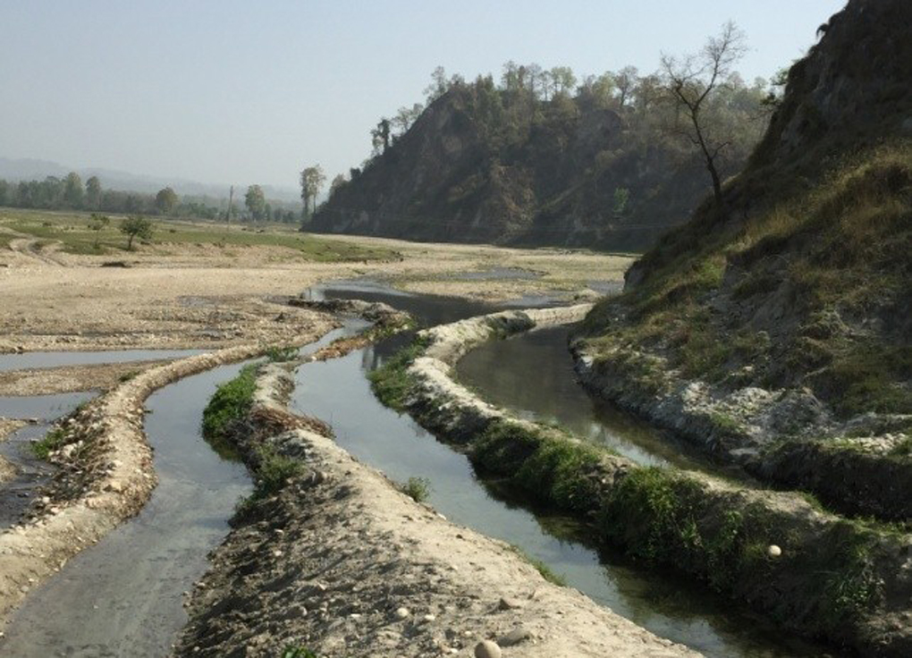India-Nepal Border Plagued by Water Troubles