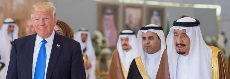 Saudi Arabia Plays Trump on Iran to Tilt Middle East Balance