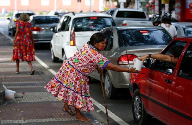 Indigenous Venezuelans Fight For Survival in Brazil's Manaus