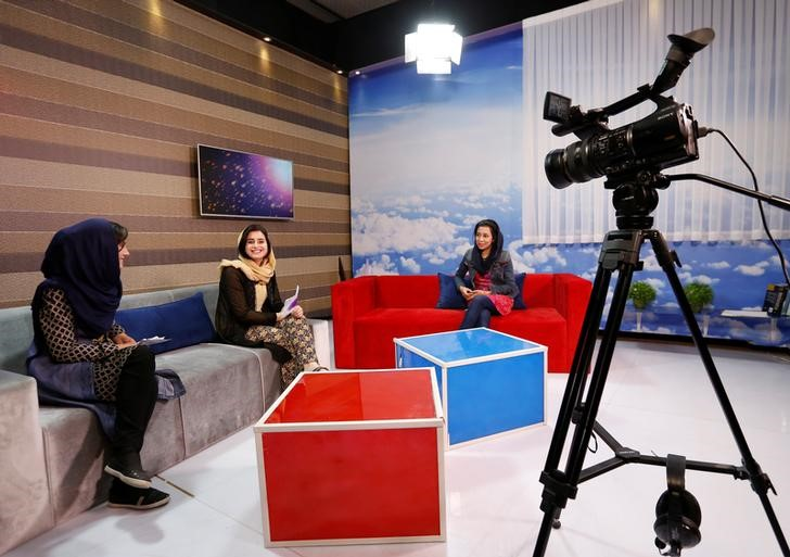 Afghan Women Launch TV Station, Herald Change