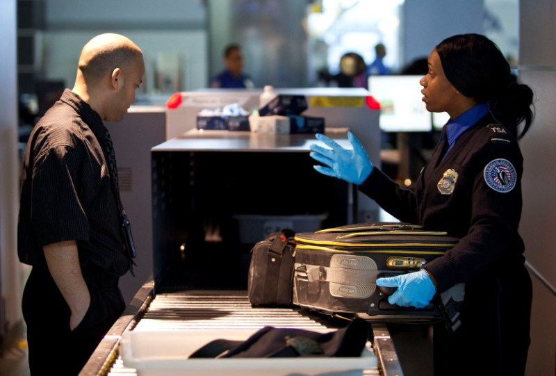 US Airlines Meet With Homeland Security on Expanding Laptop Ban