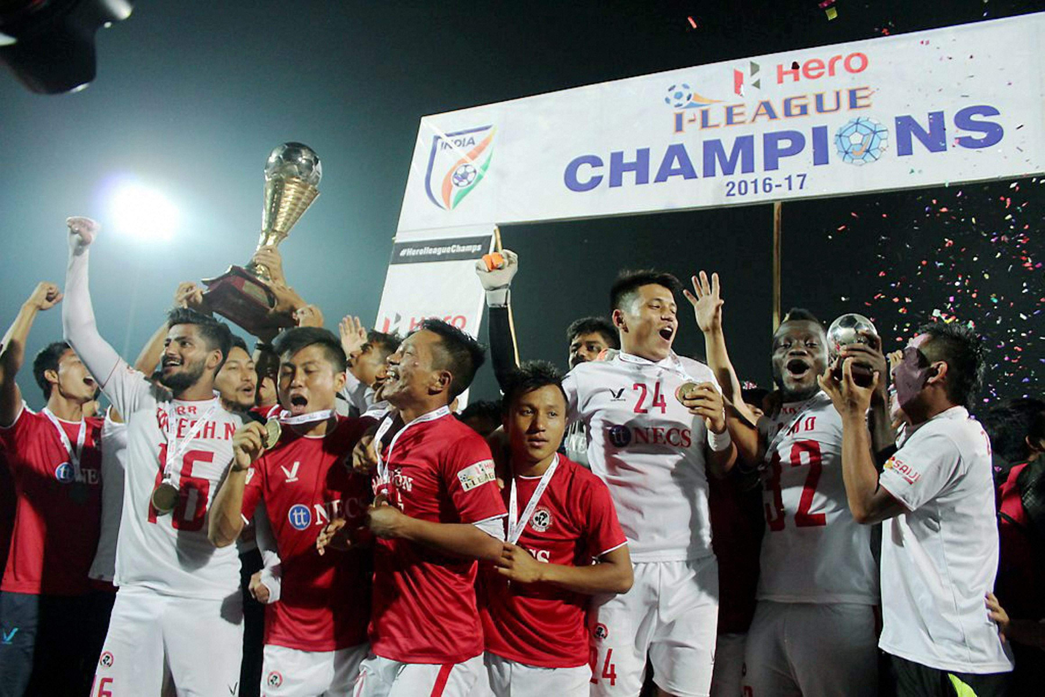 Aizawl FC's Demotion After Winning the I-League is Unfair and Wrong