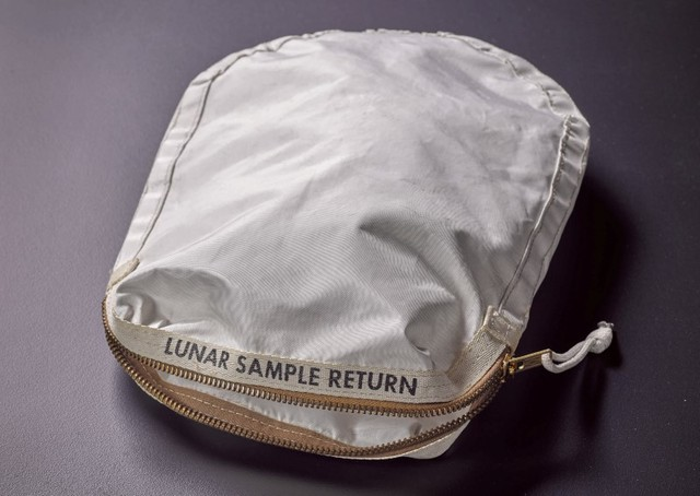 Collection Bag From Apollo 11 Moon Mission to Be Auctioned