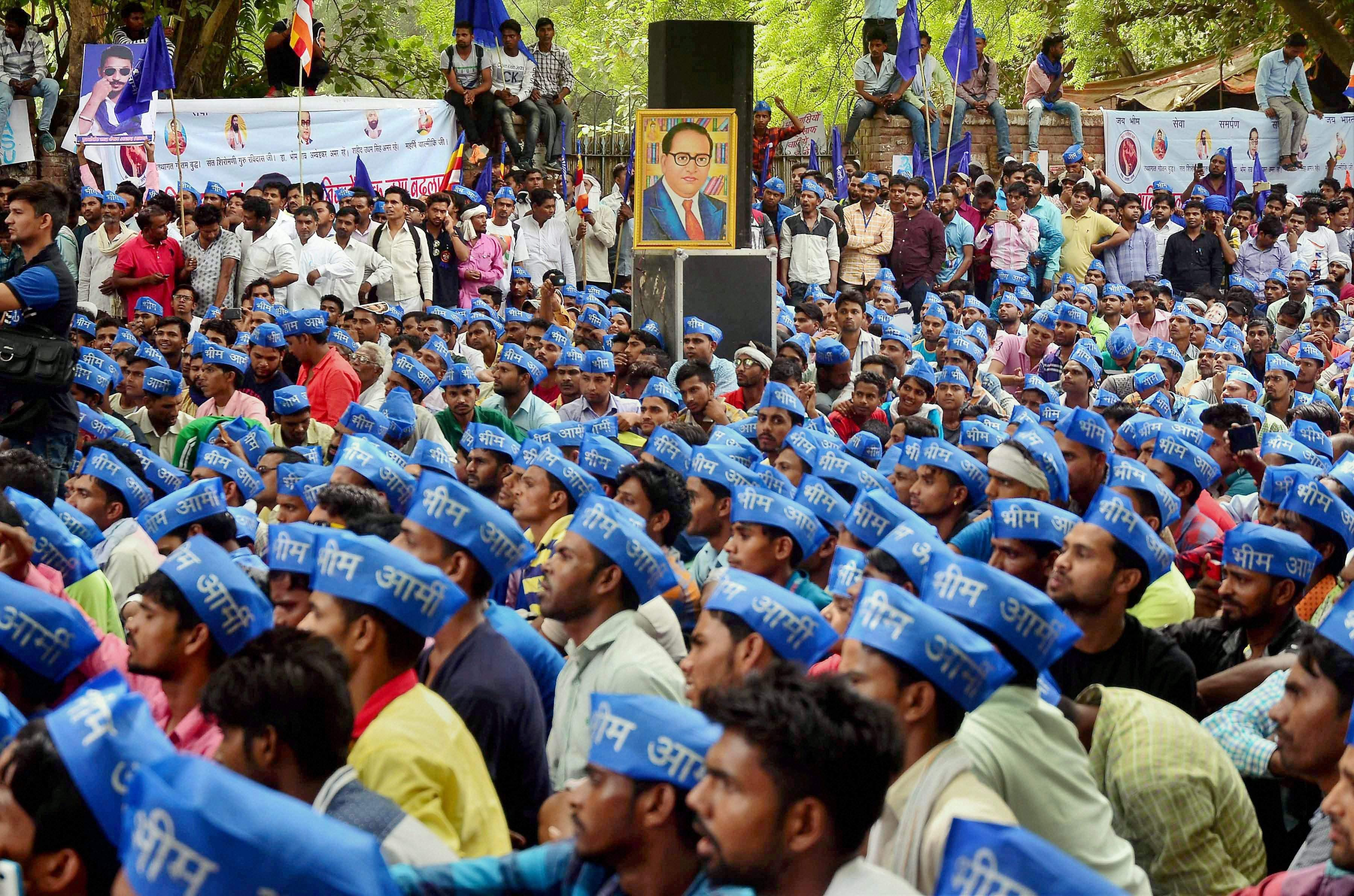 Saharanpur Protests Herald a New Phase in Dalit Politics
