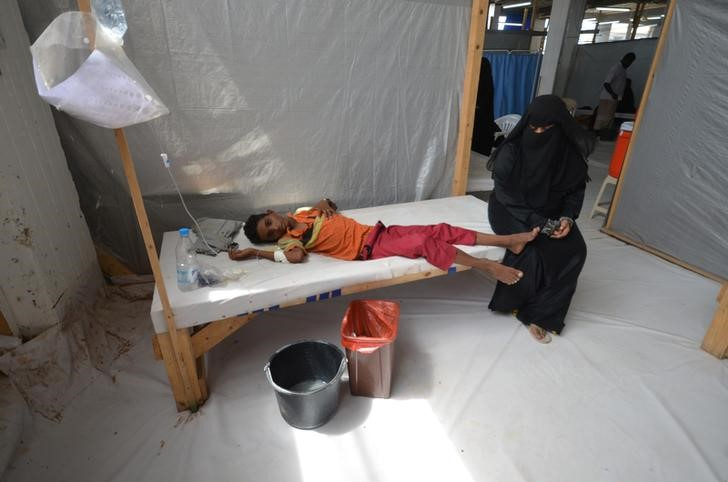 WHO: Yemen Cholera Cases Increase, Death Toll Rises
