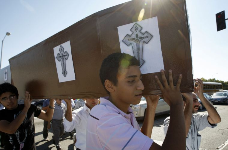 Gunmen Kill 26 Coptic Christians on Road to Monastery in Egypt