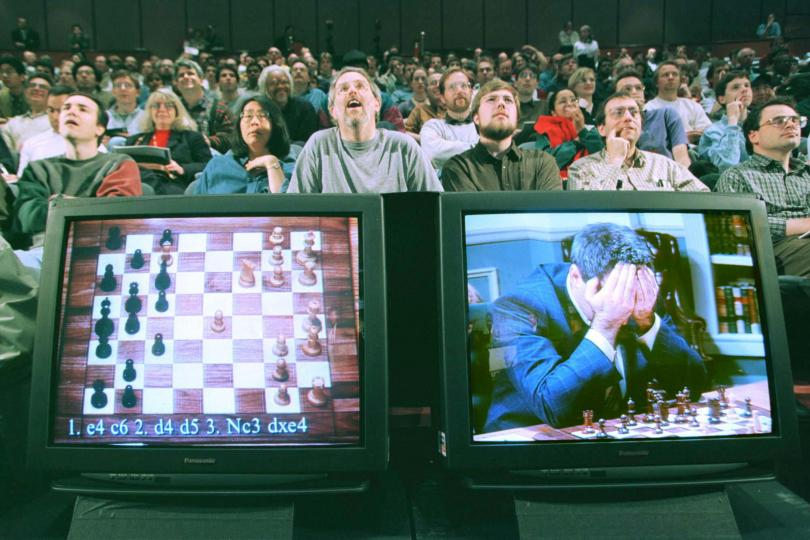 Twenty Years on From Deep Blue vs Kasparov: How a Chess Match Started the Big Data Revolution