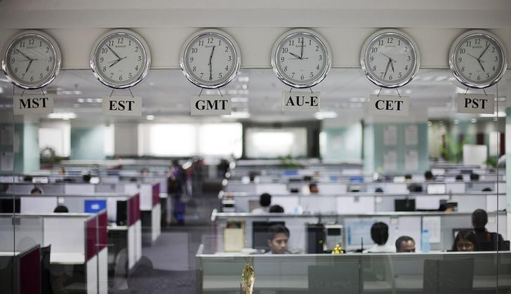 What's the future for Indian IT? Credit: Reuters