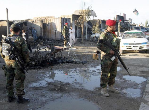 "Afghan Security Forces Casualties Remain ""Shockingly High"""