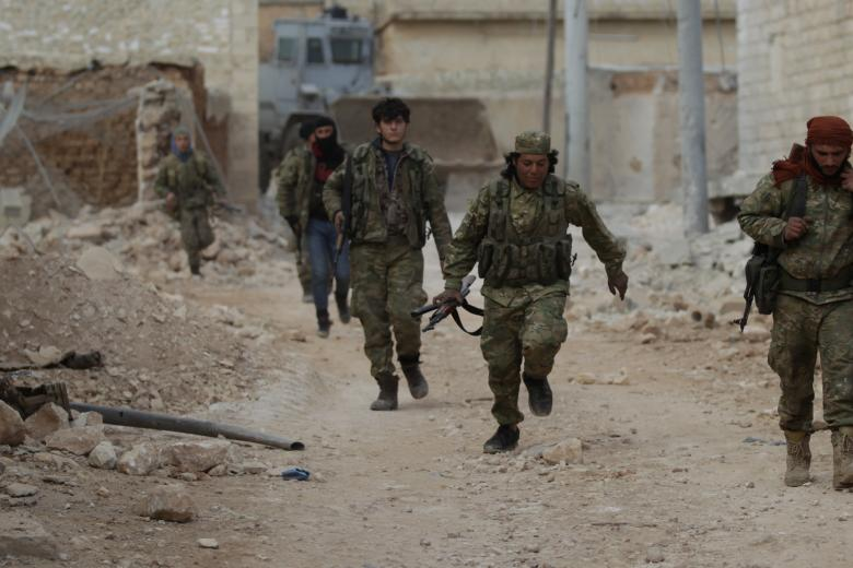 Syria: Clashes in Northwest After De-Escalation Zones Takes Effect
