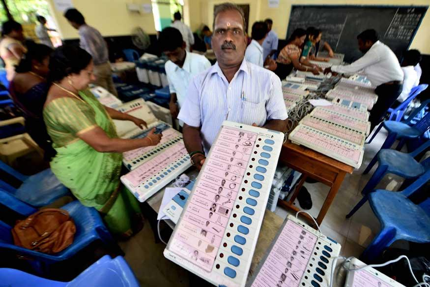 RTI Response Raises Serious Questions About Security, Handling of EVMs