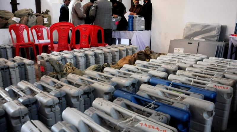EC's EVM 'Challenge' Ends up as Just Another Demonstration of the Machines