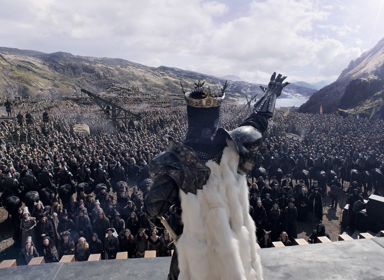 Guy Ritchie's 'King Arthur' – a Triumph of Modern Spectacle