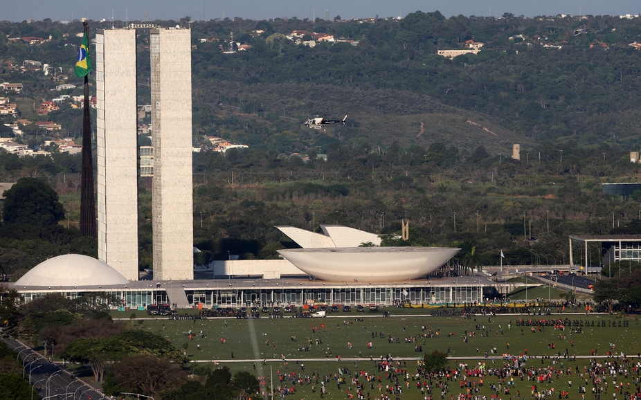 Brazil's Crisis Is a 'Graduation Dilemma', And There's No Easy Way Out