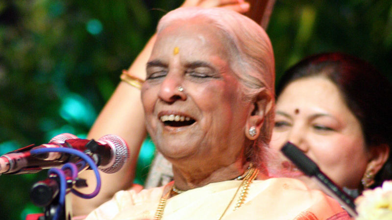 Singing Syncretism: The Music of Girija Devi