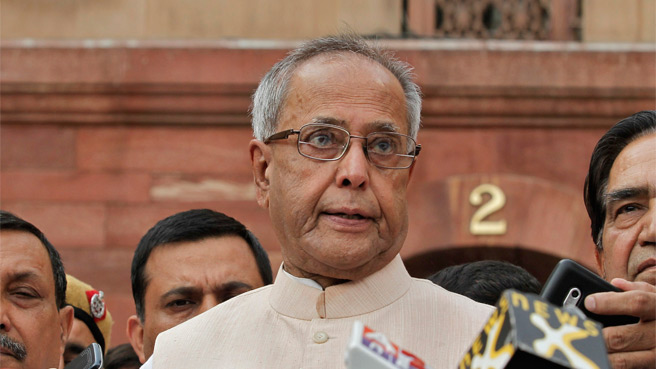 Delhi HC sends notice to ex-President Pranab Mukherjee, withdraws it, with…